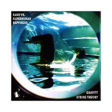 "Sahr Ngaujah vs. Superhuman Happiness - Gravity - 7"" Vinyl"