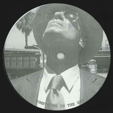 "Jeff Mills - Something in the Sky Pt 4 - 12"" Vinyl"