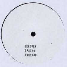 "Ukkonen - Spatia - 12"" Vinyl"