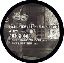 """Mark Stewart/Primal Scream - Automania - 12"""" Vinyl"""