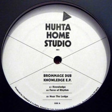 "Brommage Dub - Knowledge - 12"" Vinyl"
