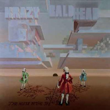 Krazy Baldhead - The Noise In The Sky - LP Vinyl+CD