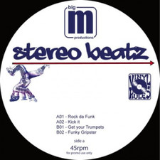 "Stereo Beatz - Stereo Beatz - 12"" Vinyl"