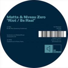 "Matta & Niveau Zero - Riot - 12"" Vinyl"