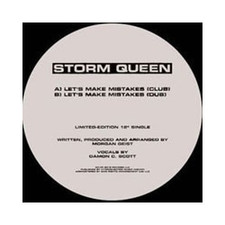 "Storm Queen - Let's Make Mistakes - 12"" Vinyl"
