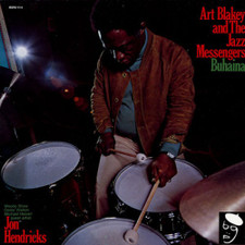 Art Blakey & The Jazz Messengers - Buhaina - LP Vinyl