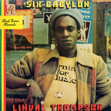 Linval Thompson - Six Babylon - LP Vinyl