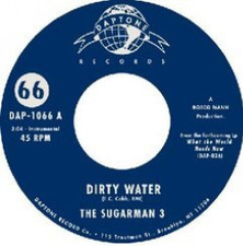 "Sugarman 3 - Dirty Water - 7"" Vinyl"