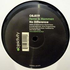 """Dennis Ferrer & Hommen - No Difference - 10"""" Vinyl"""