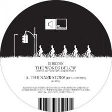 """DJ Hidden - The Words Below Vol.3 - 12"""" Vinyl"""