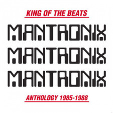 Mantronix - King Of The Beats 1985-1988 - 2x LP Vinyl
