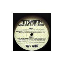 """Tittsworth - Twelve Steps Remixes - 12"""" Vinyl"""