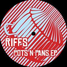 """Riffs - Pots & Pans - 12"""" Vinyl"""