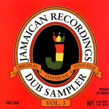 Various Artists - Jamaican Dub Sampler Vol 3 - LP Vinyl