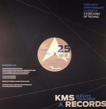 "Various Artists - KMS 25th Anniversary Classics Pt.6 - 12"" Vinyl"