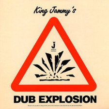 King Jammy - Dub Explosion - LP Vinyl