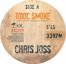 "Chris Joss - Toxic Smoke - 7"" Vinyl"