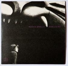 Masha Qrella - Analogies - LP Vinyl