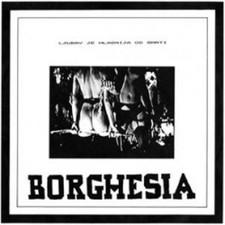 Borghesia - Ljubav Je Hladnija Od Smrti - LP Vinyl