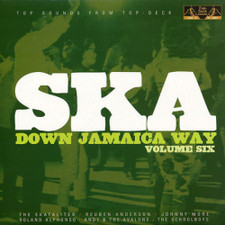 Various Artists - SKA DOWN JAMAICA WAY Vol 6 - 2x LP Vinyl