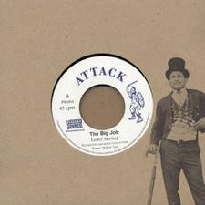 "Lester Sterling/Aggrovators - The Big Job - 7"" Vinyl"