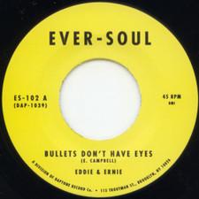 "Eddie & Ernie - Bullets Don't Have Eyes - 7"" Vinyl"