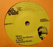 """Stereotyp - Break The Silence - 7"""" Vinyl"""