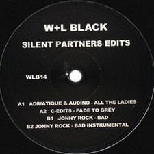 "Various Artists - Silent Partners Edits - 12"" Vinyl"