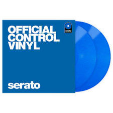 Serato Performance Series - Control Vinyl Blue - 2x LP Vinyl