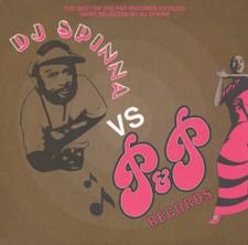 DJ Spinna - vs P&P RECORDS - 2x LP Vinyl