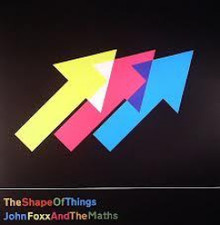 John Foxx & The Maths - The Shape Of Things - LP Vinyl