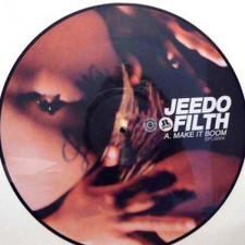"Jeedo - Make It Boom - 12"" Vinyl"
