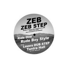 "Zeb - Zeb Step - 12"" Vinyl"