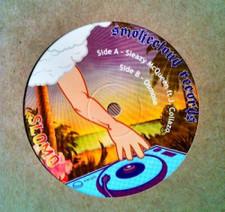 "Sleazy McQueen/DJ Osmose - Hot - 12"" Vinyl"