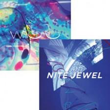 """Nite Jewel/Woo - P.S./Intensity - 7"""" Vinyl"""
