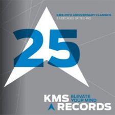 "Various Artists - KMS 25th Anniversary Classics Pt 9 - 12"" Vinyl"