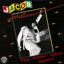 Jacob Miller - The Killer Rides Again - LP Vinyl