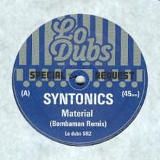 """Syntonics - Material - 12"""" Vinyl"""