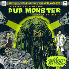 Bost & Bim - Bring The Amazing Dub Monster Back - LP Vinyl
