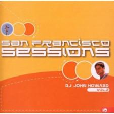 DJ John Howard - SF Sessions Vol.2 - 3x LP Vinyl