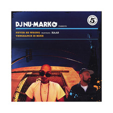 """DJ Nu-Mark - Broken Sunlight Series 5 - 10"""" Vinyl"""