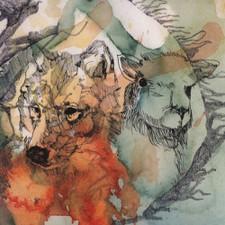 """Wolf + Lamb - VERSUS - 12"""" Vinyl"""
