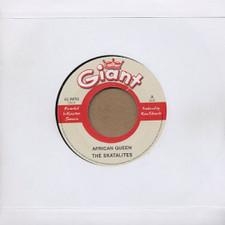 """Skatalites/Bobby Aitken - African Queen/Garden of Eden - 7"""" Vinyl"""
