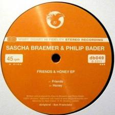 """Sascha Braemer & Philip Bader - Friends & Honey - 12"""" Vinyl"""