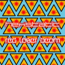 "Hexstatic - Red Laser Beam - 12"" Vinyl"