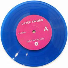 """Lazer Sword - Shot In The Nite - 7"""" Vinyl"""