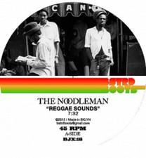"The Noodleman - Reggae Sounds - 10"" Vinyl"