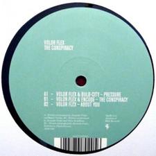 "Volor Flex - The Conspiracy - 12"" Vinyl"