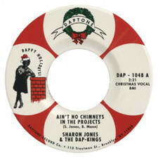 "Sharon Jones & The Dap Kings/Binky Griptite - Chimneys in the Ghetto - 7"" Vinyl"