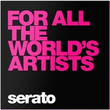 Serato Performance Series - For All The World's Artists - 2x LP Vinyl
